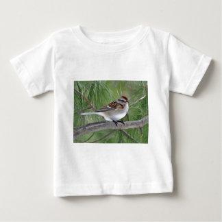 アメリカのスズメ ベビーTシャツ