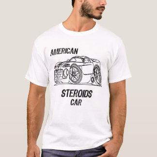 アメリカのステロイド Tシャツ