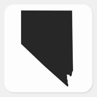 アメリカのネバダ州 スクエアシール