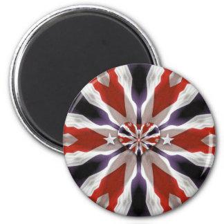 アメリカのハートの磁石! マグネット