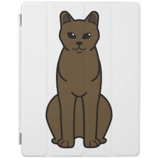 アメリカのビルマ猫の漫画 iPadスマートカバー