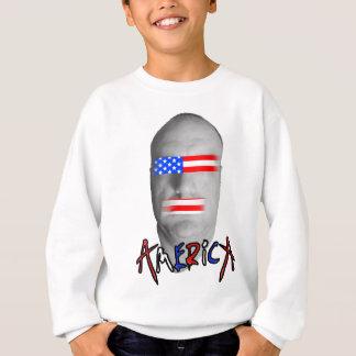 アメリカのブラインド スウェットシャツ