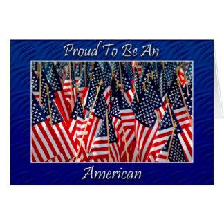 アメリカのプライドカード カード