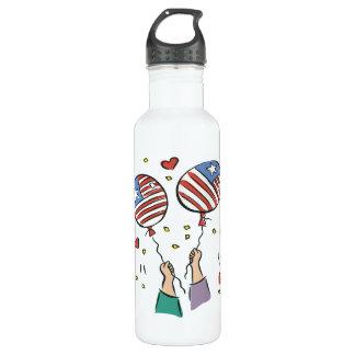 アメリカのプライド ウォーターボトル