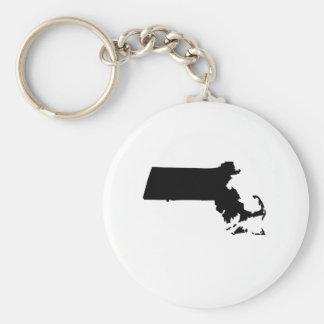 アメリカのマサチューセッツ州 キーホルダー