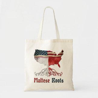 アメリカのマルタの根 トートバッグ