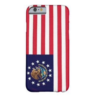 アメリカのメキシコ旗のIPhone6ケース Barely There iPhone 6 ケース