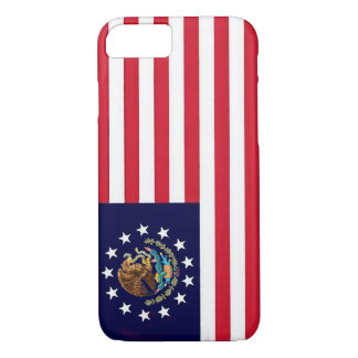 アメリカのメキシコ旗のiPhone 7の場合 iPhone 8/7ケース