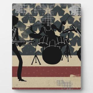 アメリカのロック・バンド フォトプラーク