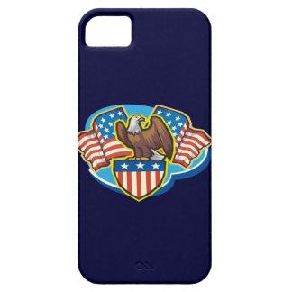 アメリカのワシのiPhone 5Gの場合 iPhone SE/5/5s ケース