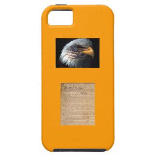 アメリカのワシ/Deとの穹窖のVibeのiphone 5の場合 iPhone SE/5/5s ケース