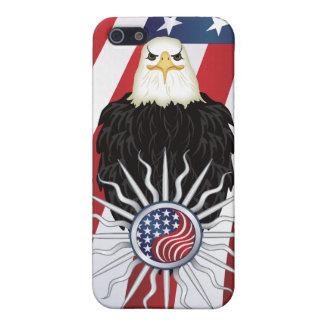 アメリカのワシ iPhone 5 カバー