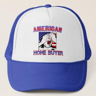 アメリカの住宅購入者の帽子 キャップ