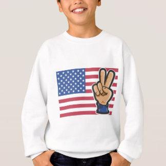 アメリカの勝利 スウェットシャツ