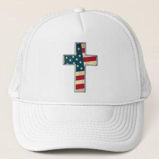 アメリカの十字#2 キャップ