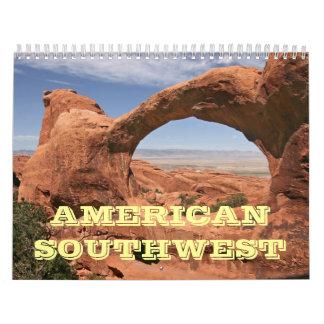 アメリカの南西カレンダー カレンダー