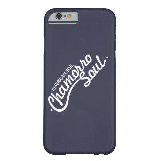 アメリカの土、Chamorroの精神のiPhoneの場合 Barely There iPhone 6 ケース