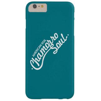 アメリカの土、Chamorroの精神のiPhoneの場合 Barely There iPhone 6 Plus ケース