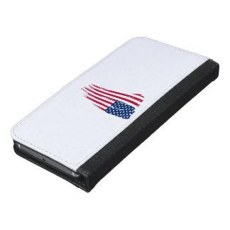 アメリカの場合 GALAXY S6 ウォレットケース