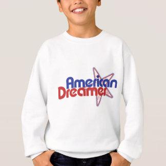 アメリカの夢みる人 スウェットシャツ