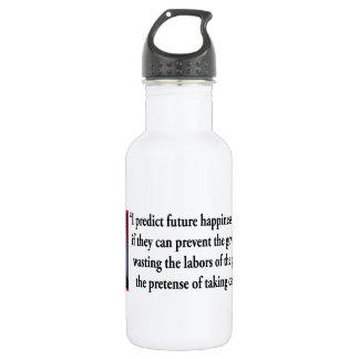 アメリカの幸福のトーマス・ジェファーソン ウォーターボトル
