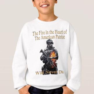 アメリカの愛国者の衣類ライン スウェットシャツ
