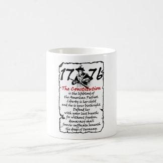 アメリカの愛国者 コーヒーマグカップ
