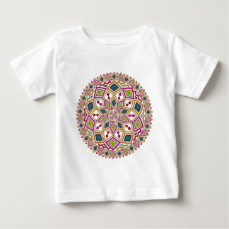 アメリカの文化様式 ベビーTシャツ