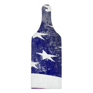 アメリカの旗 カッティングボード