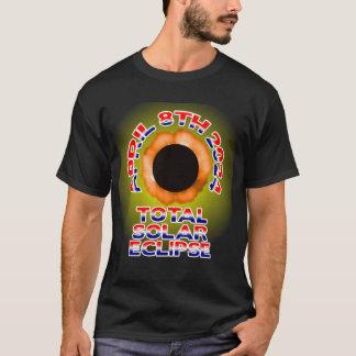 アメリカの日食 Tシャツ