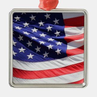 アメリカの星条旗米国の旗のオーナメント、ギフト メタルオーナメント