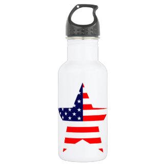 アメリカの星 ウォーターボトル