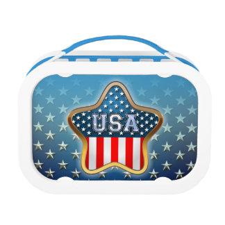 アメリカの星 ランチボックス
