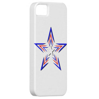アメリカの星 iPhone SE/5/5s ケース