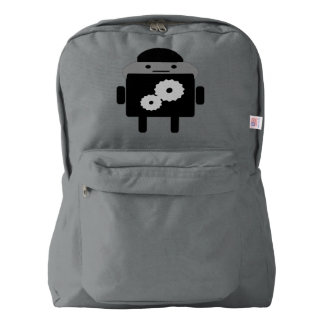 アメリカの服装のバックパックの煙 AMERICAN APPAREL™バックパック