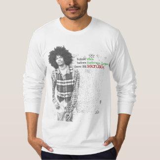 アメリカの服装の長袖(合う) sean360x tシャツ