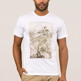 アメリカの服装のTシャツ(合う) Tシャツ