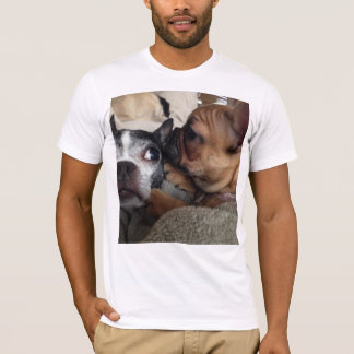 アメリカの服装のTシャツ Tシャツ