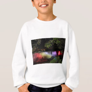 アメリカの滝、カナダ スウェットシャツ