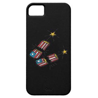 アメリカの爆竹 iPhone SE/5/5s ケース