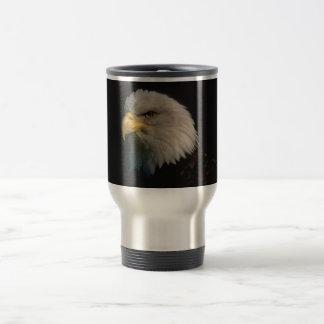 アメリカの白頭鷲のタンブラー トラベルマグ