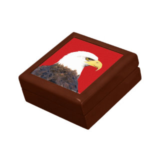 """""""アメリカの白頭鷲""""のギフト用の箱 ギフトボックス"""