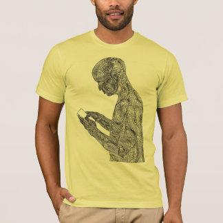 アメリカの祈りの言葉のTシャツ(レモン) Tシャツ