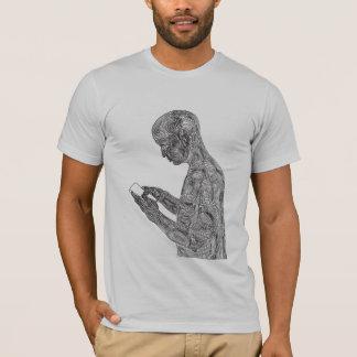 アメリカの祈りの言葉のTシャツ(銀) Tシャツ
