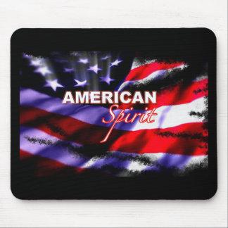 アメリカの精神のオートバイTVショー マウスパッド