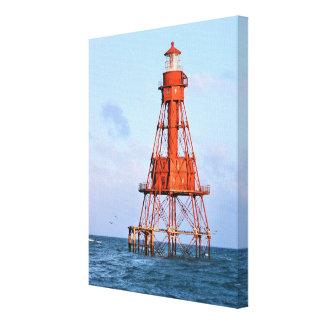 アメリカの群れの灯台、フロリダのキャンバスのプリント キャンバスプリント