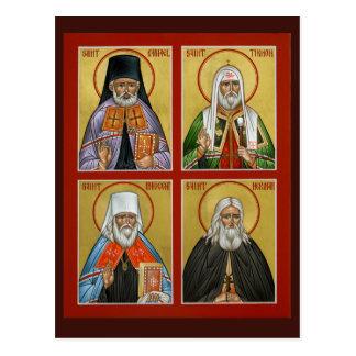 アメリカの聖者の祈りの言葉カード ポストカード