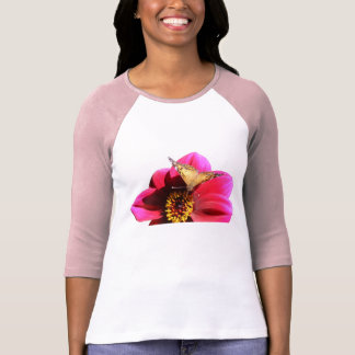 アメリカの色彩の鮮やかな女性~のTシャツ Tシャツ