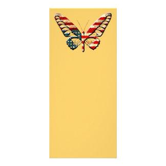 アメリカの蝶 ラックカード