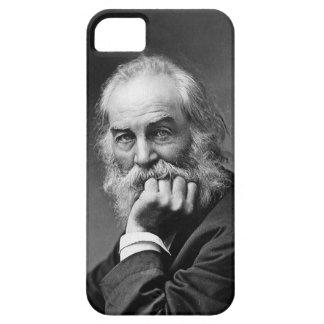 アメリカの詩人のウォルト・ホイットマンポートレート iPhone SE/5/5s ケース